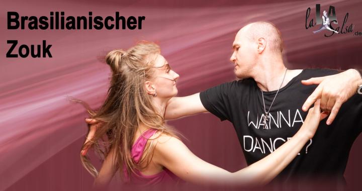 Natali & Manni von LaLASalsa.de tanzen Zouk!