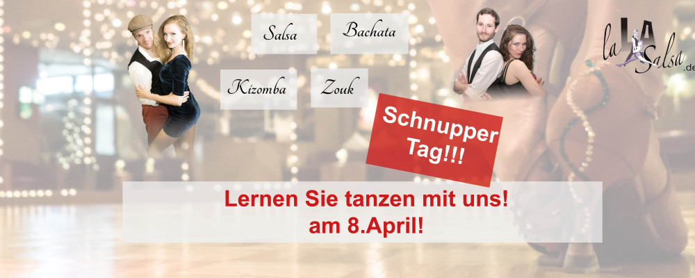 tanzkurs schnuppertag