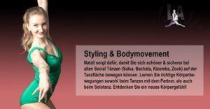 Styling & Bodymovement mit Natali @ LalaSalsa - Kurse & Shows | Ludwigshafen | Germany
