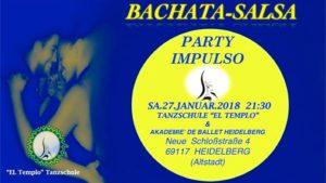 Bachata - Salsa Party @ Madame Evelyne   Heidelberg   Germany