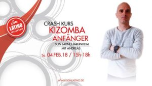 Kizomba Anfänger Workshop mit Andreas @ Son Latino Tanzschule Mannheim   Mannheim   Germany