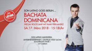 Bachata Dominicana in Berlin @ Unternehmerinnen-Centrum West - UCW   Berlin   Germany