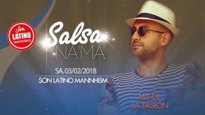 SALSA NA'MA ♫ Die neue Salsa Party in Mannheim @ Son Latino Tanzschule Mannheim   Mannheim   Germany