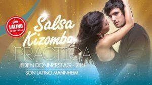 Salsa Practica ★ Mannheim ★ Donnerstags ★ Social for Dancers @ Son Latino Tanzschule Mannheim   Mannheim   Germany